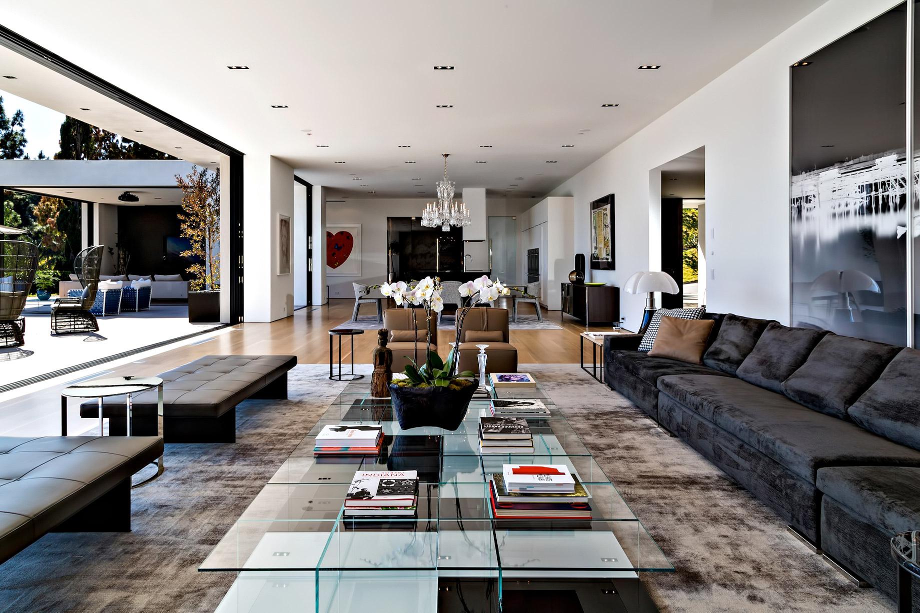 Trousdale Luxury Modern - 1220 Loma Vista Dr, Beverly Hills, CA, USA