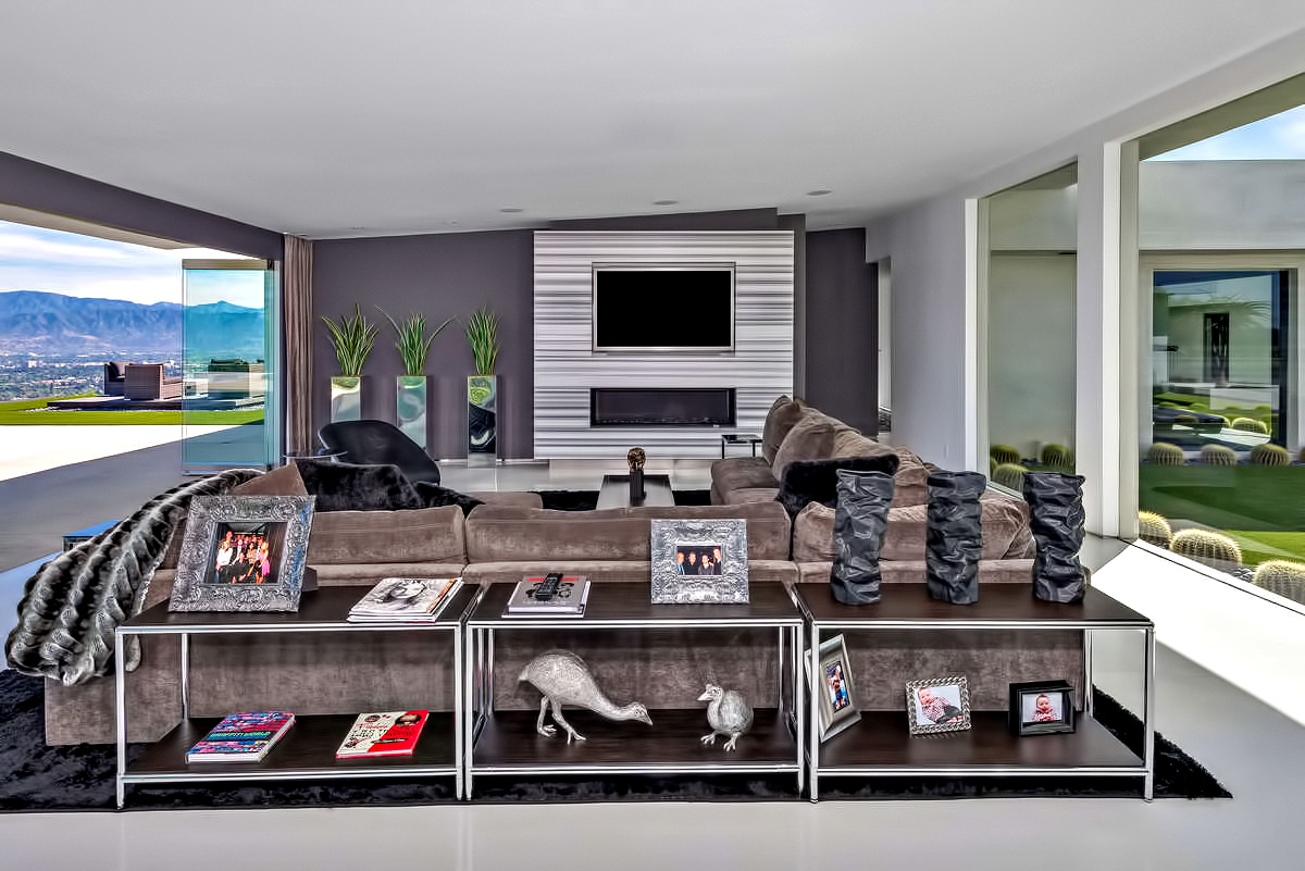 Beverly Hills Modern – 13727 Mulholland Dr, Beverly Hills, CA, USA