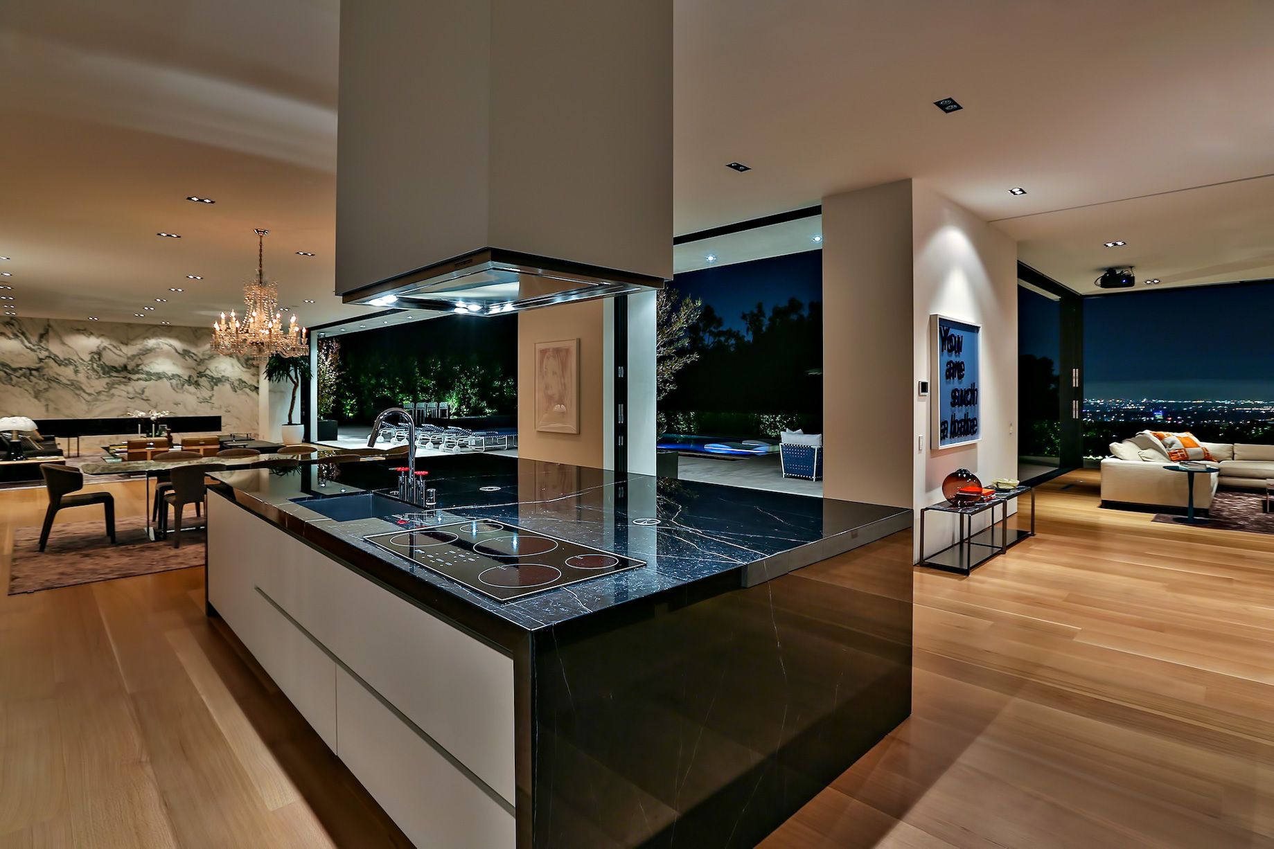 Trousdale Luxury Modern – 1220 Loma Vista Dr, Beverly Hills, CA, USA
