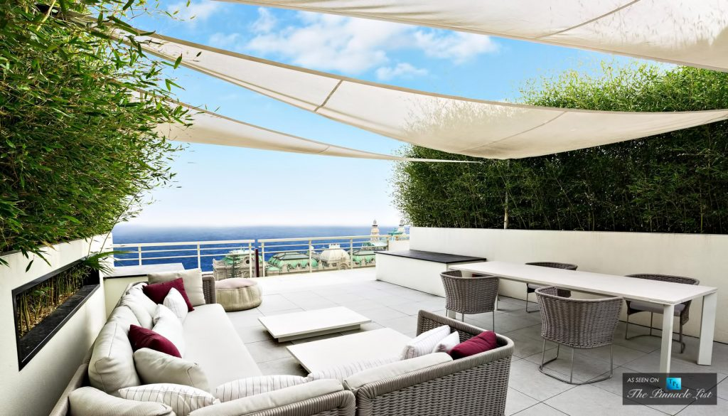 Overlooking the Casino - Rooms with a View - 4 Luxury Penthouses For Sale in Monaco