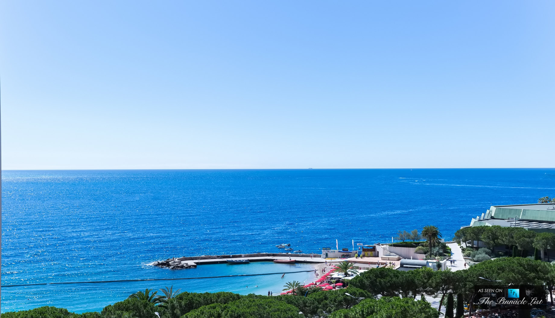 Duplex Near the Beach – Rooms with a View – 4 Luxury Penthouses For Sale in Monaco