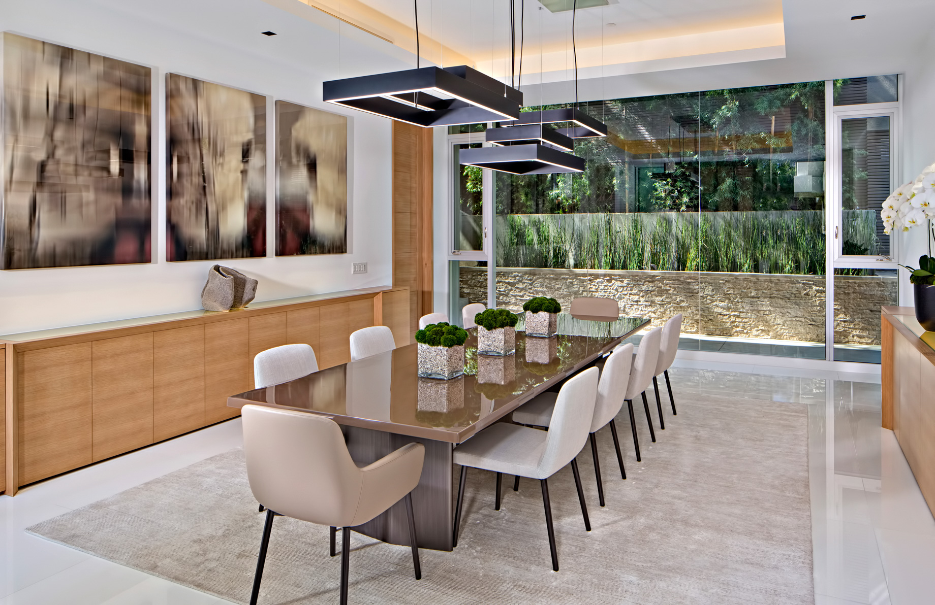 Sunset Strip Modern – 1307 Sierra Alta Way, Los Angeles, CA, USA