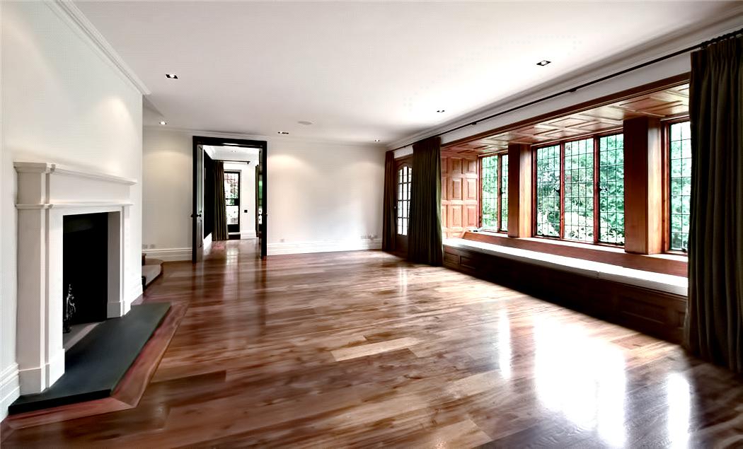 John Lennon's Former Kenwood Home - Weybridge, Surrey, England, UK