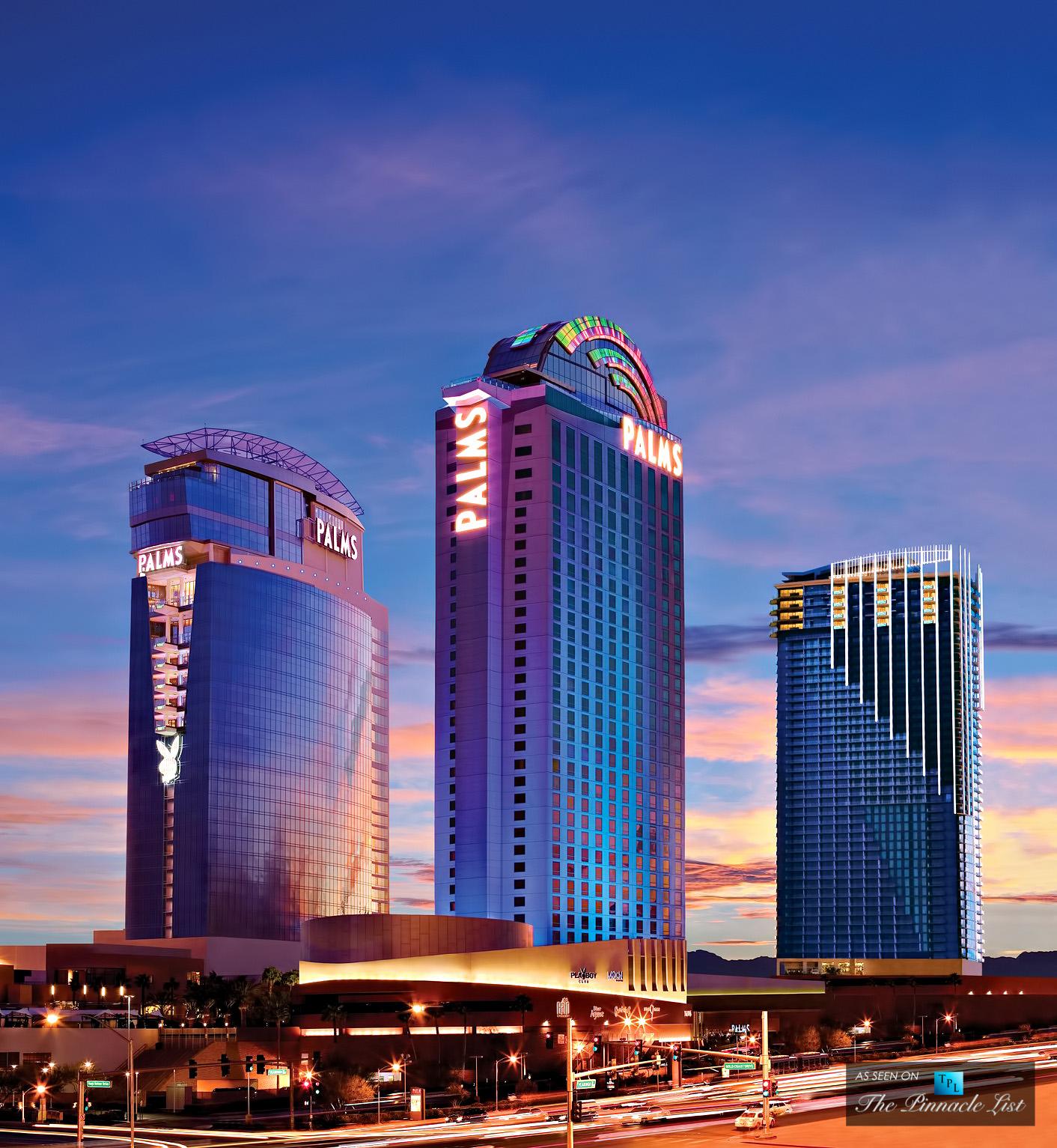 Palms Casino Resort - 4321 W Flamingo Rd, Las Vegas, NV 89103, United States