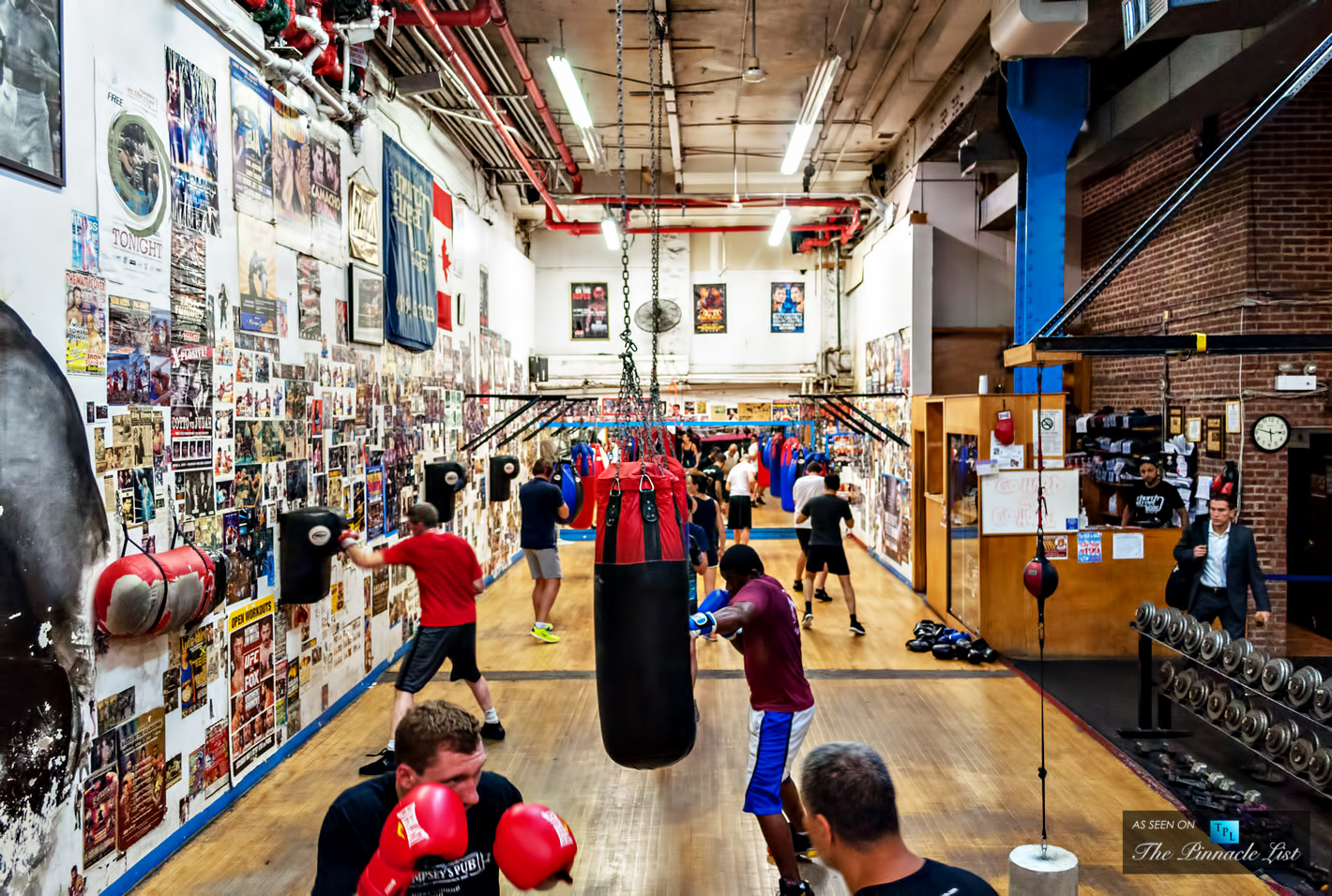 Church Street Boxing - 25 Park Place, New York
