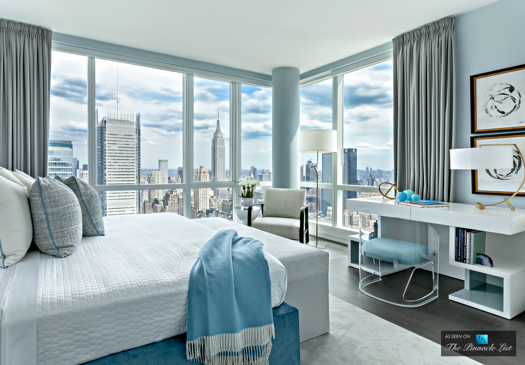 Manhattan View - Elevated NYC Living at Midtown's Hottest New Condo Development