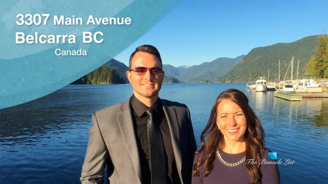 3307 Main Ave, Belcarra, BC, Canada - Marcus Anthony & Andrea Jauck - Luxury Real Estate