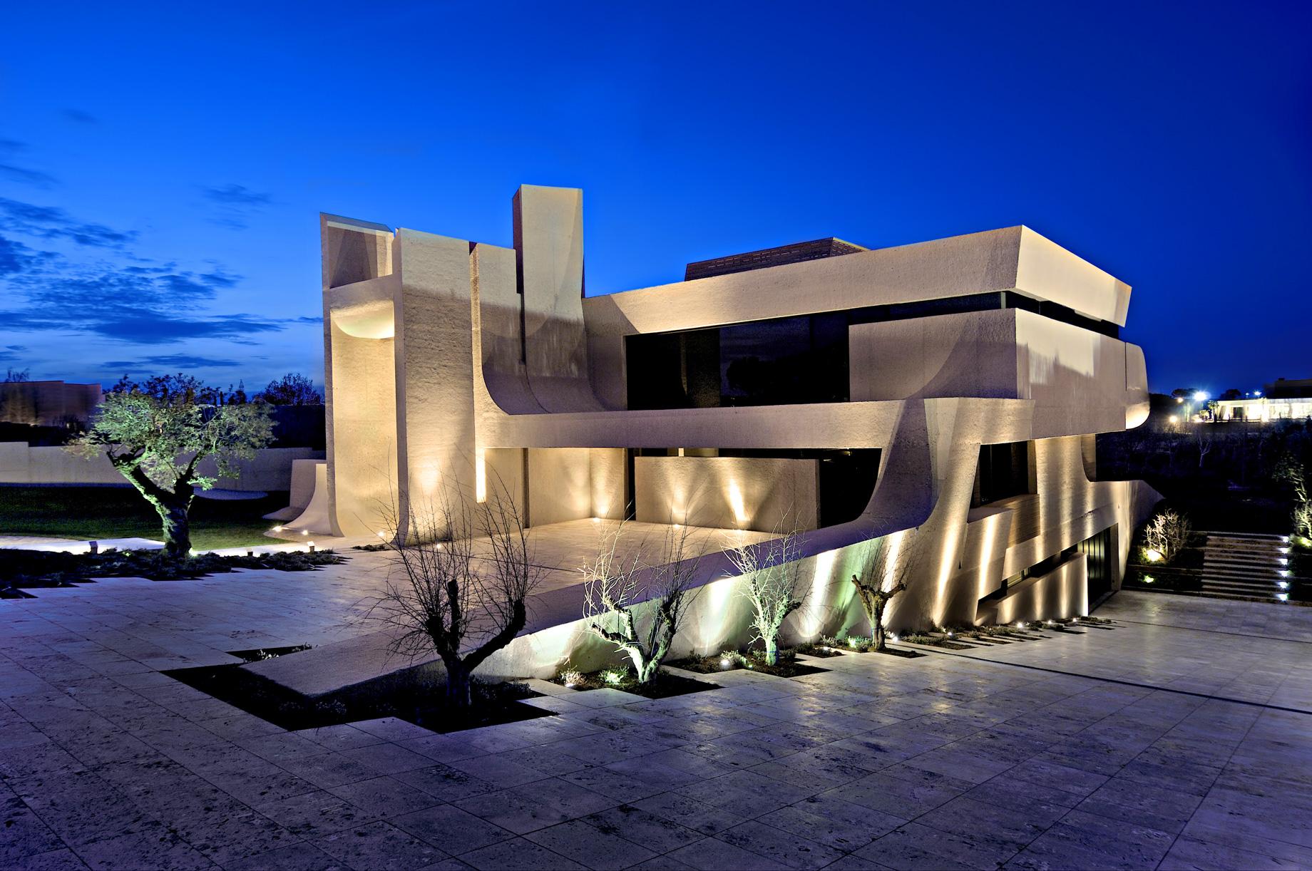 Casa Moka Luxury Residence - Pozuelo de Alarcón, Madrid, Spain