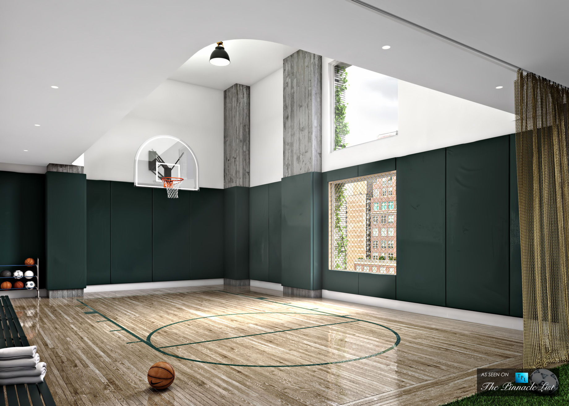 180 East 88th Street - New York Citys Hottest New Development Fitness Rooms