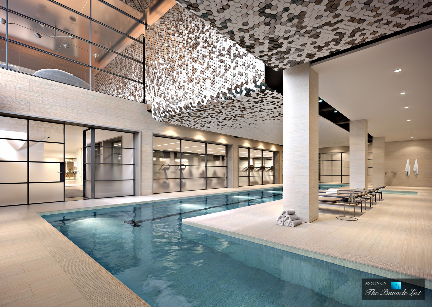 88 and 90 Lexington Avenue - New York Citys Hottest New Development Fitness Rooms