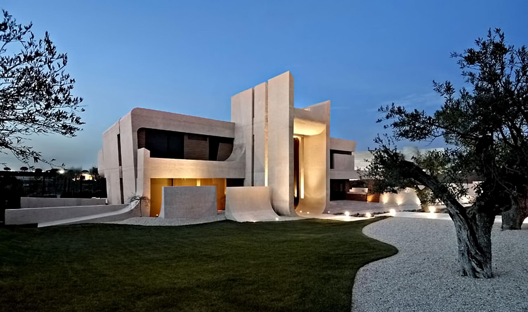 Casa Moka Luxury Residence – Pozuelo de Alarcón, Madrid, Spain