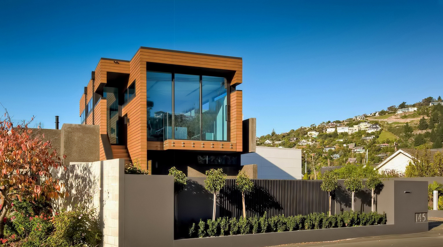 Redcliffs Estuary Luxury Residence - Christchurch, New Zealand