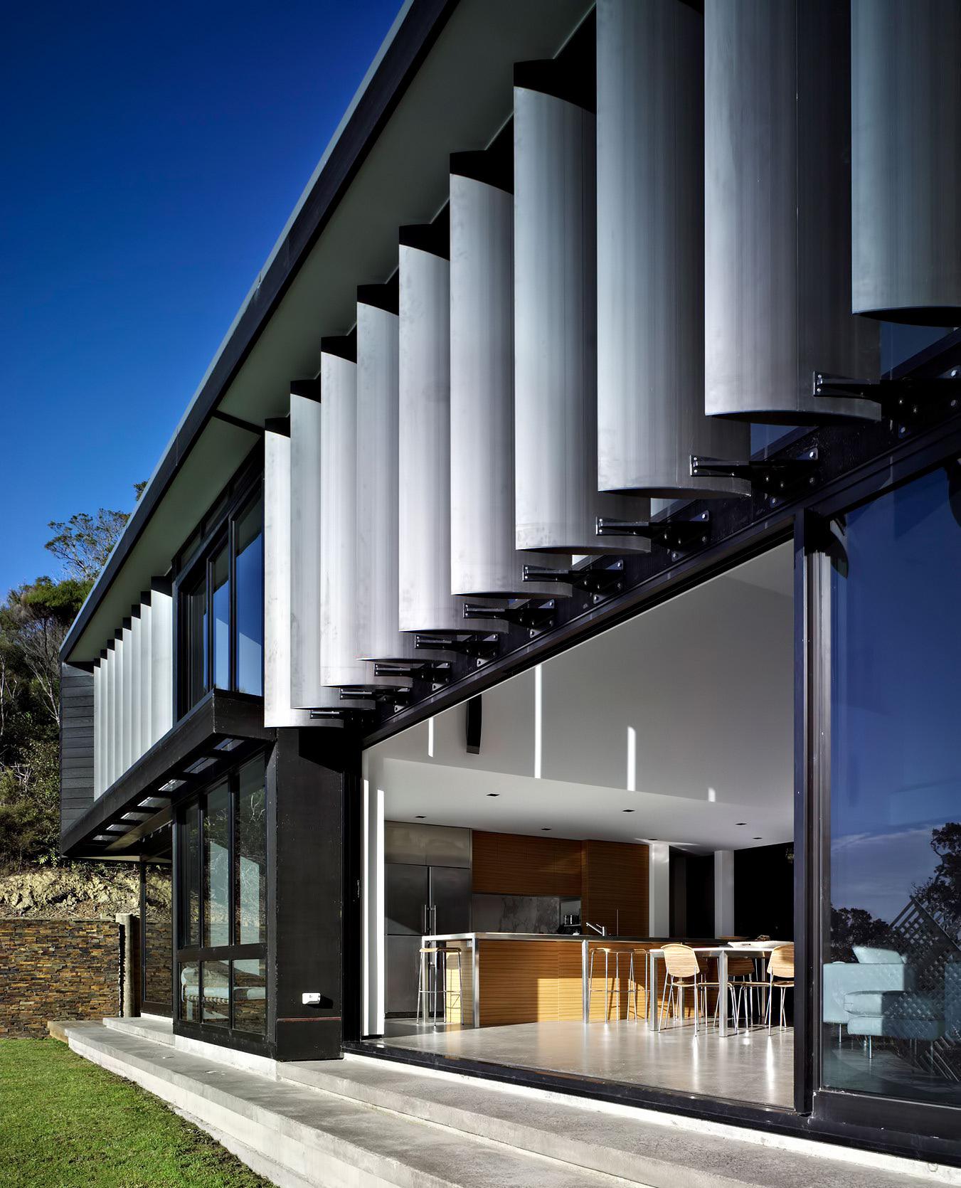Waikopua House – Waiheke Island, Auckland, New Zealand