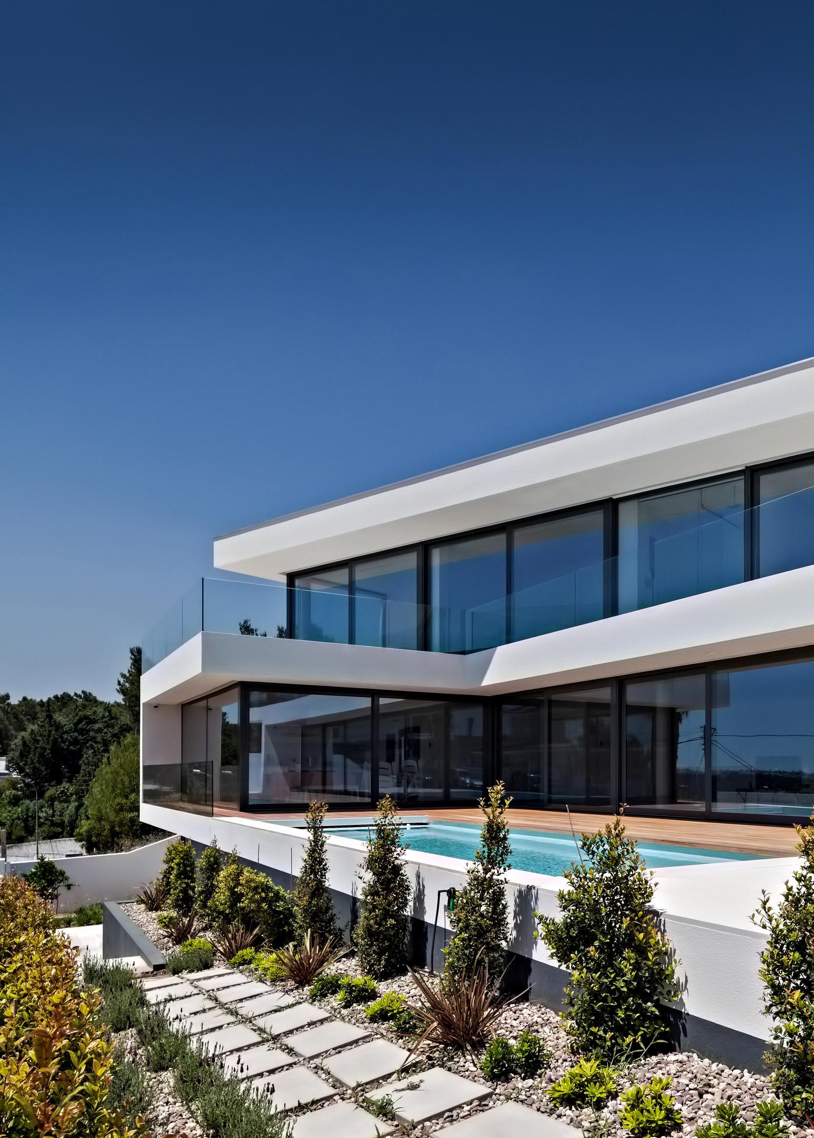 JC House Luxury Residence – Cruz Quebrada, Lisbon, Portugal
