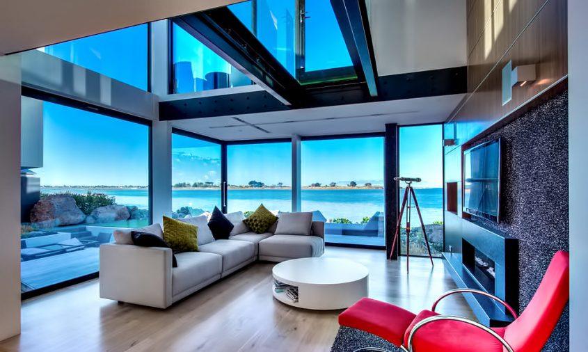 Redcliffs Estuary Luxury Residence - Christchurch, New Zealand