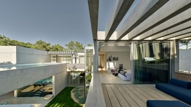 Wall House Luxury Residence - Cascais, Lisbon, Portugal