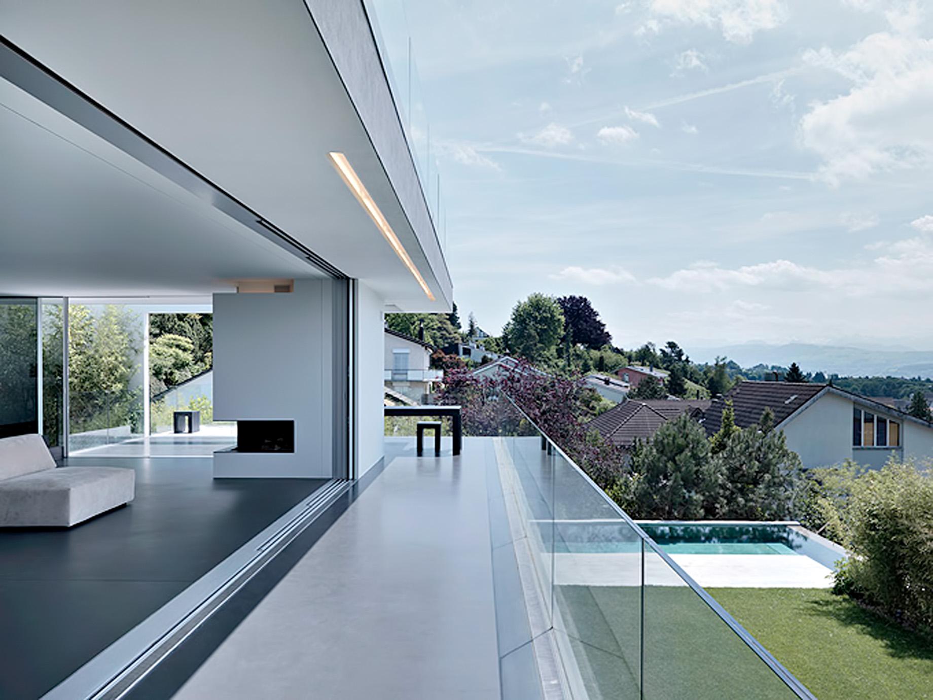 Feldbalz House Luxury Residence – Zürichsee, Zürich, Switzerland