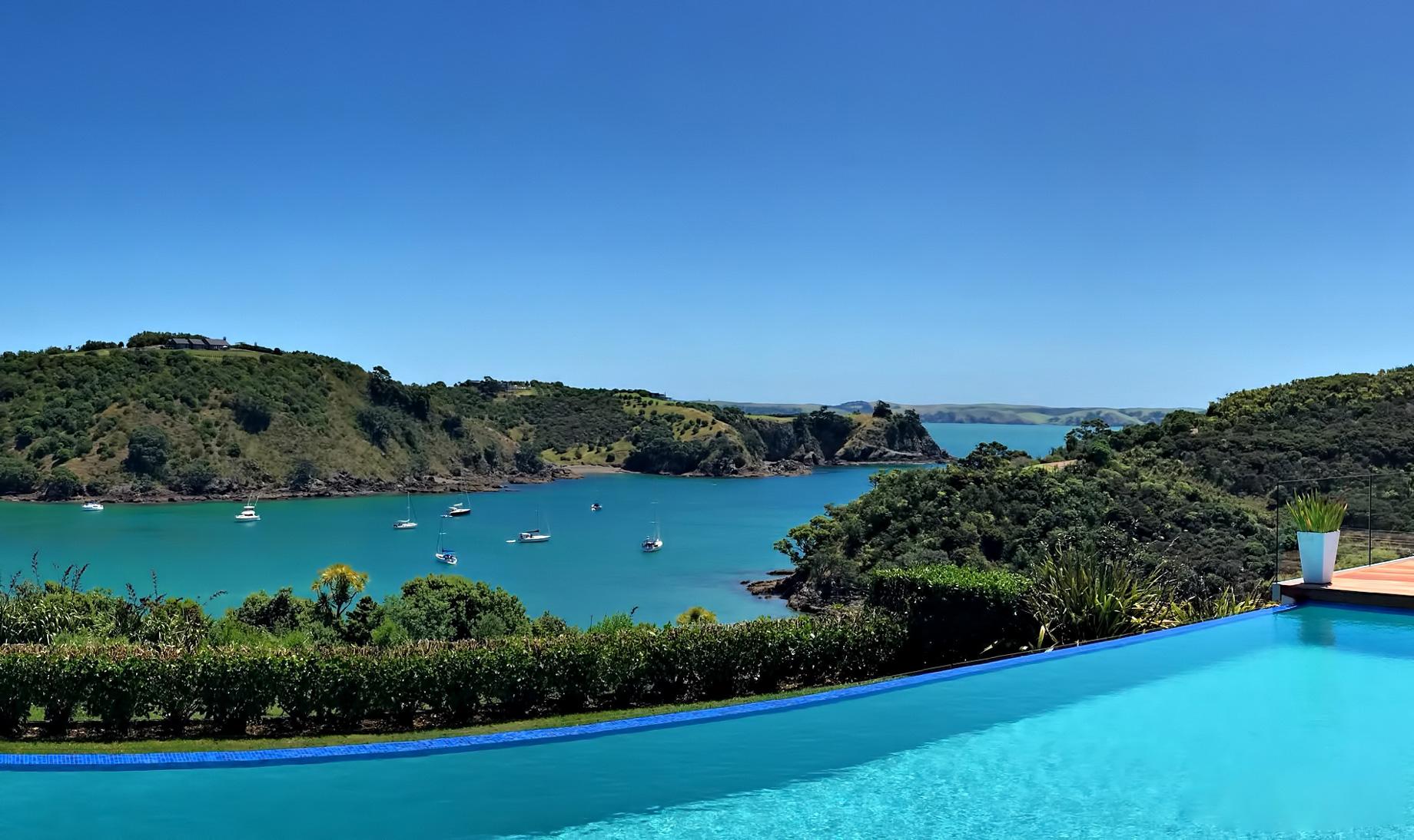 Korora Luxury Estate - Oneroa, Waiheke Island, New Zealand