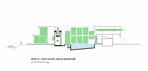 Floor Plans - Redcliffs Estuary Luxury Residence - Christchurch, New Zealand