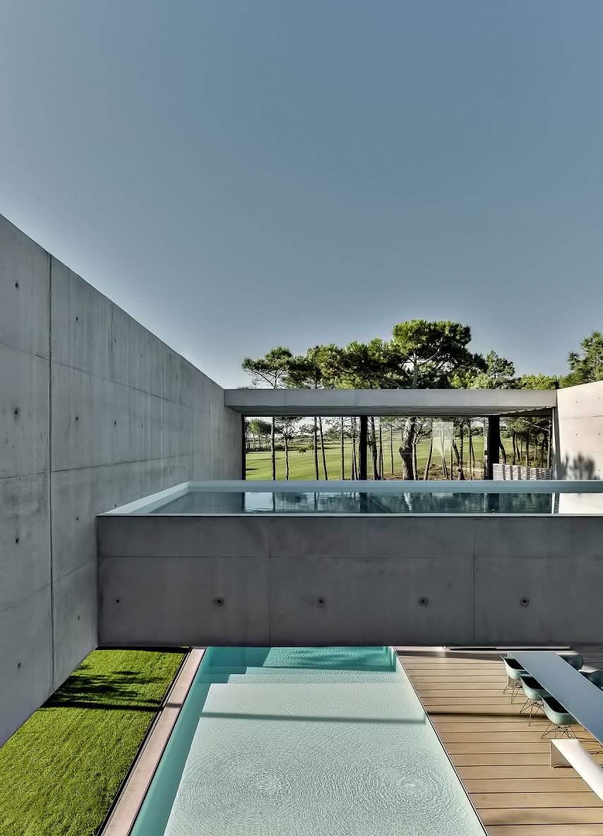 Wall House Luxury Residence – Cascais, Lisbon, Portugal