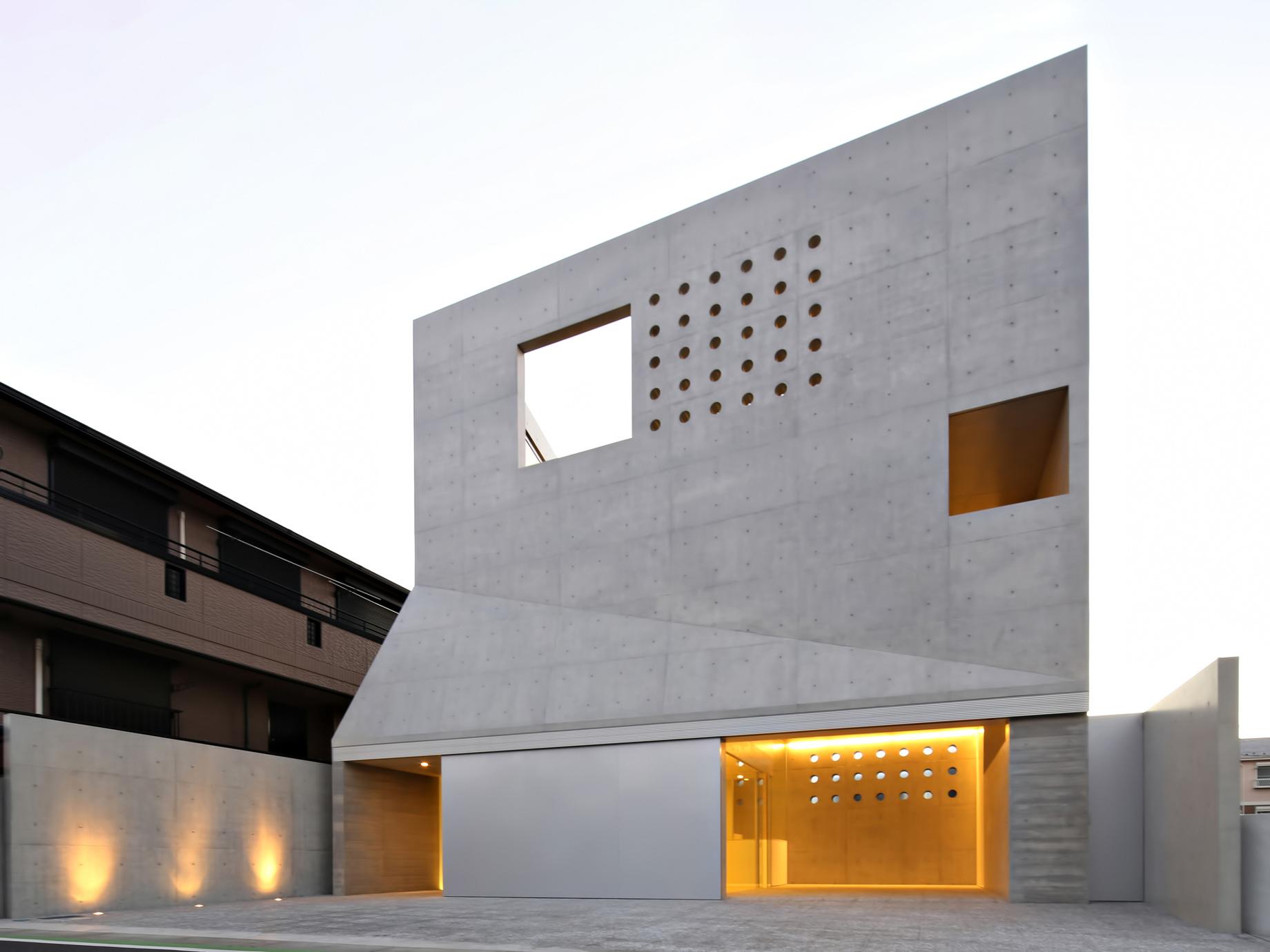 Tsudanuma House – Narashino, Chiba Prefecture, Japan