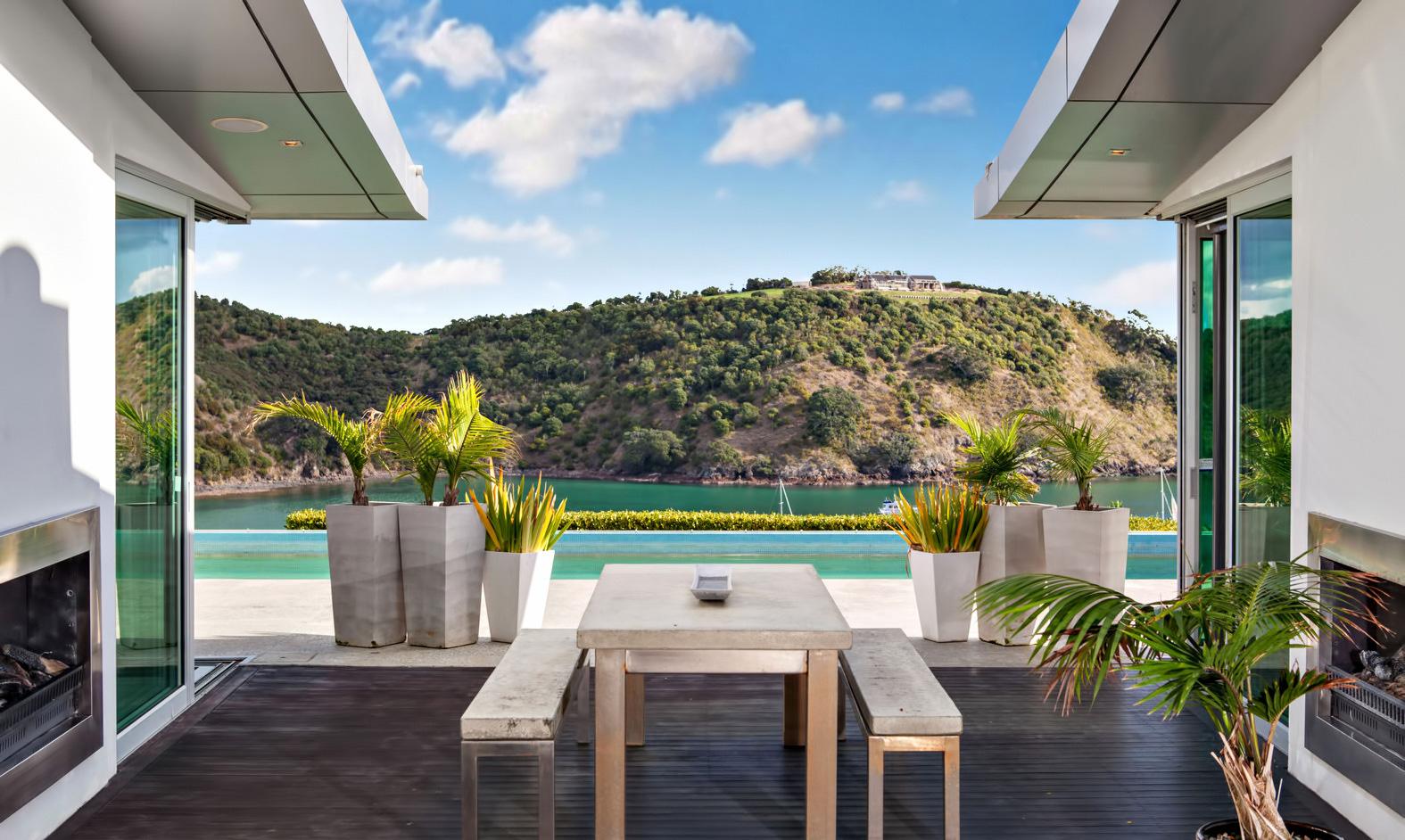 Korora Luxury Estate – Oneroa, Waiheke Island, New Zealand