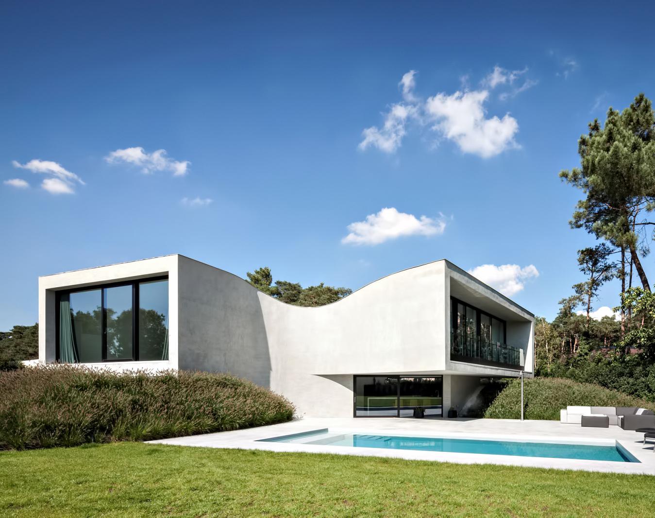 Villa MQ Luxury Residence – Tremelo, Flemish Brabant, Belgium