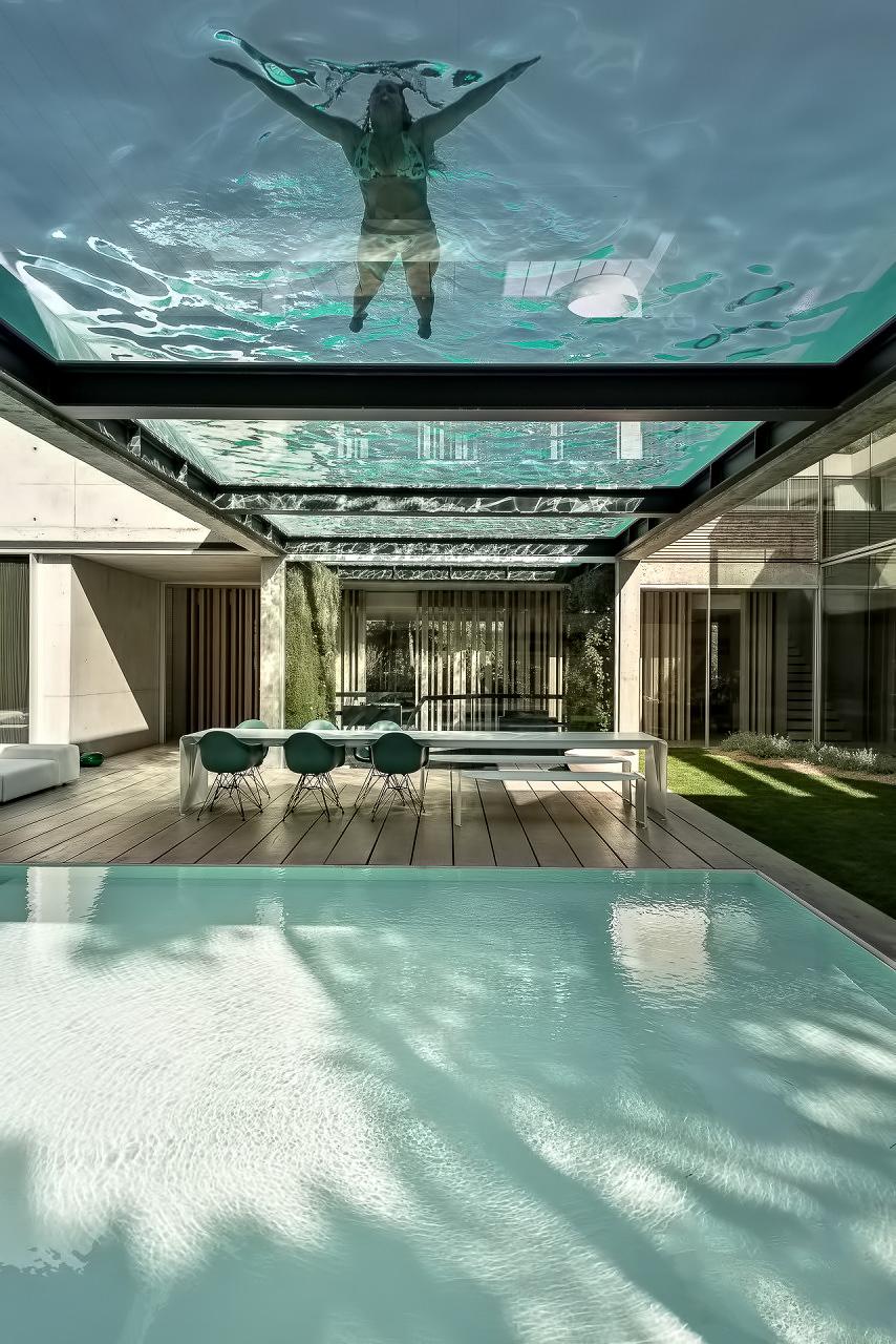 Wall House Luxury Residence - Cascais, Lisbon, Portugal