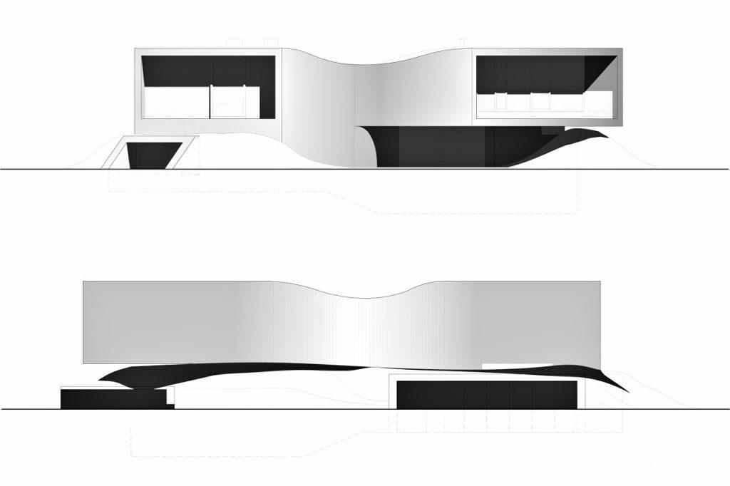 Elevations - Villa MQ Luxury Residence - Tremelo, Flemish Brabant, Belgium