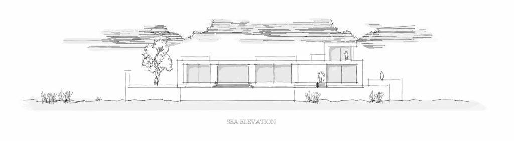 Elevation - Silver House Luxury Residence - Zakynthos Island, Greece