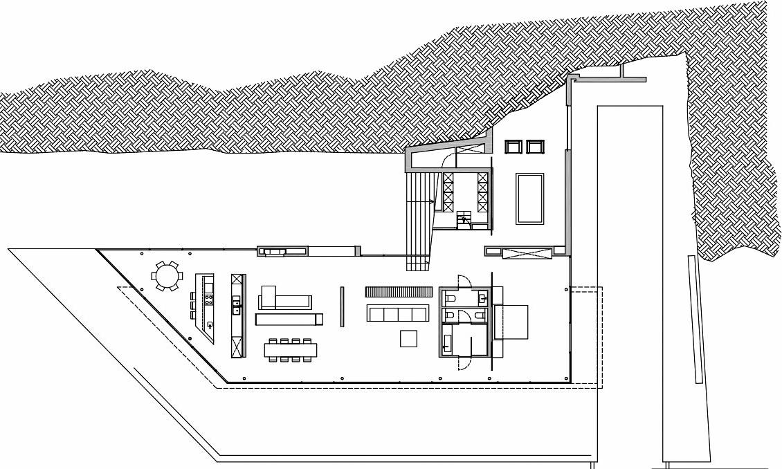 Floor Plans - AIBS House Luxury Residence - Ibiza, Balearic Islands, Spain