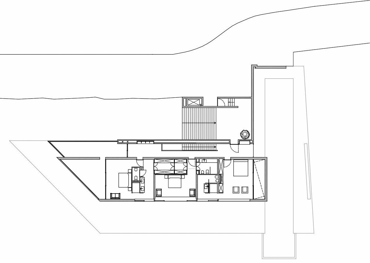 Floor Plans – AIBS House Luxury Residence – Ibiza, Balearic Islands, Spain