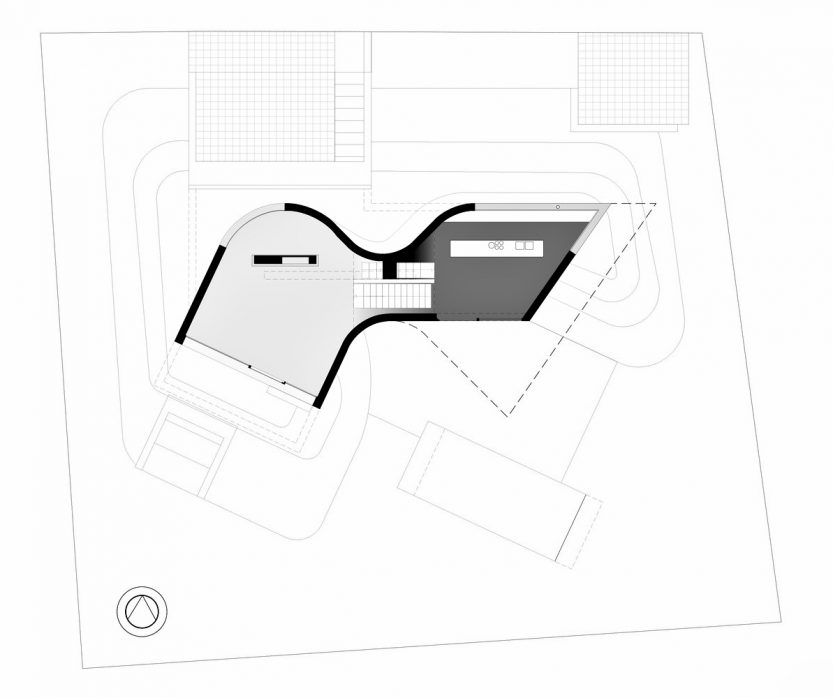 Floor Plans - Villa MQ Luxury Residence - Tremelo, Flemish Brabant, Belgium
