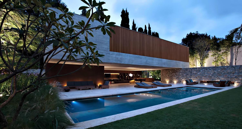Ipes House Luxury Residence - São Paulo, Brazil
