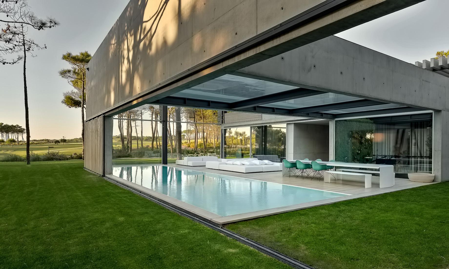 46 Wall House Luxury Residence – Cascais, Lisbon, Portugal