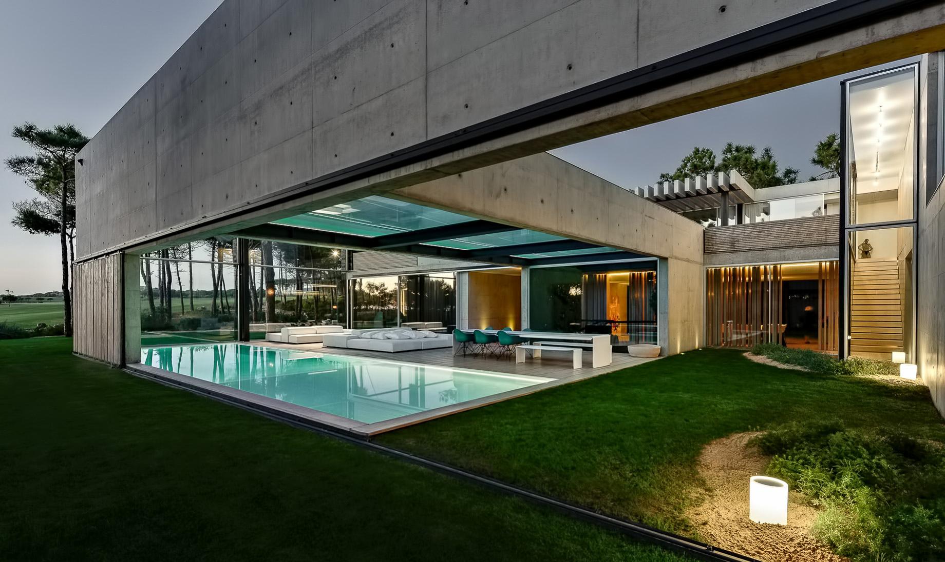 47 Wall House Luxury Residence – Cascais, Lisbon, Portugal