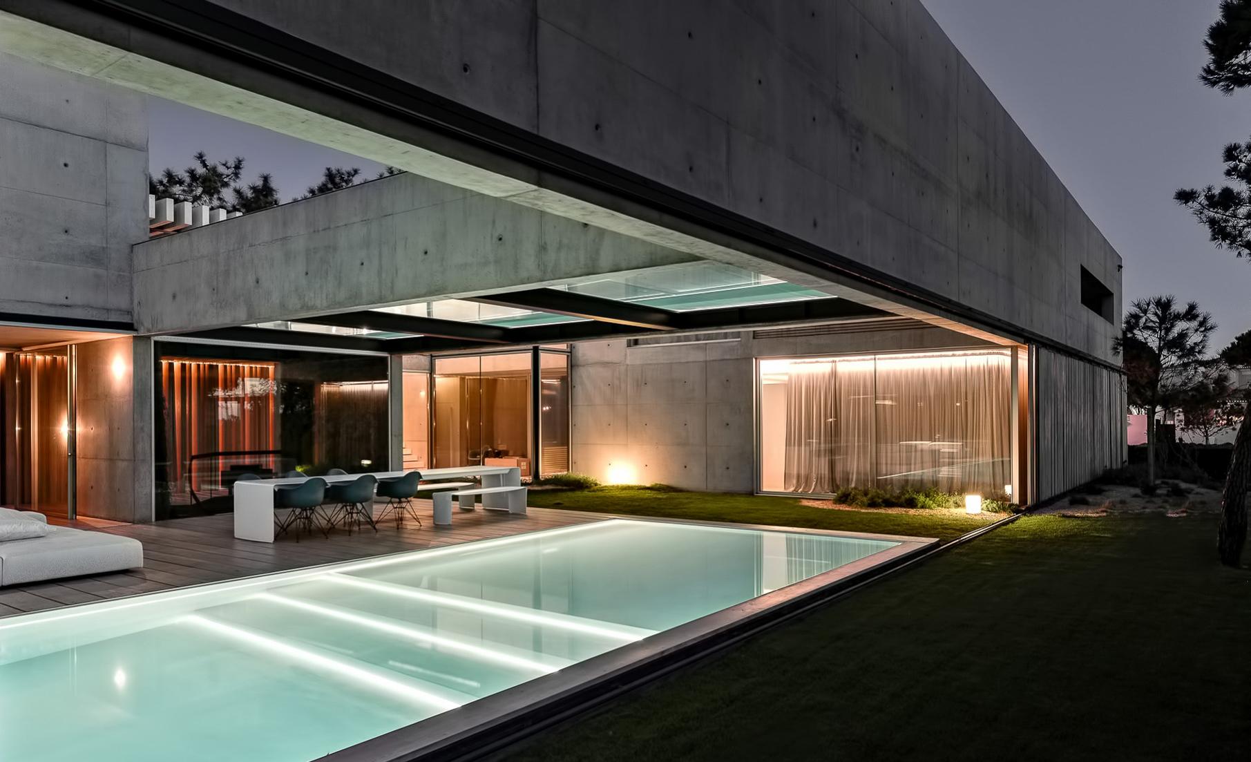 49 Wall House Luxury Residence – Cascais, Lisbon, Portugal