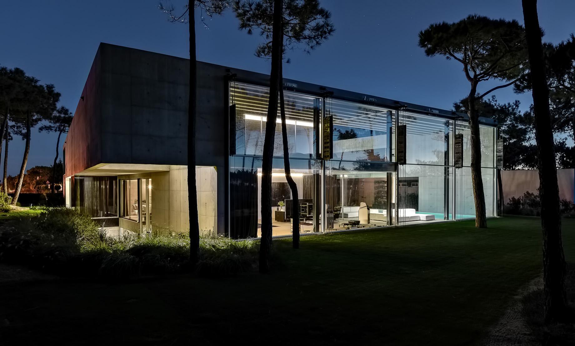 53 Wall House Luxury Residence – Cascais, Lisbon, Portugal