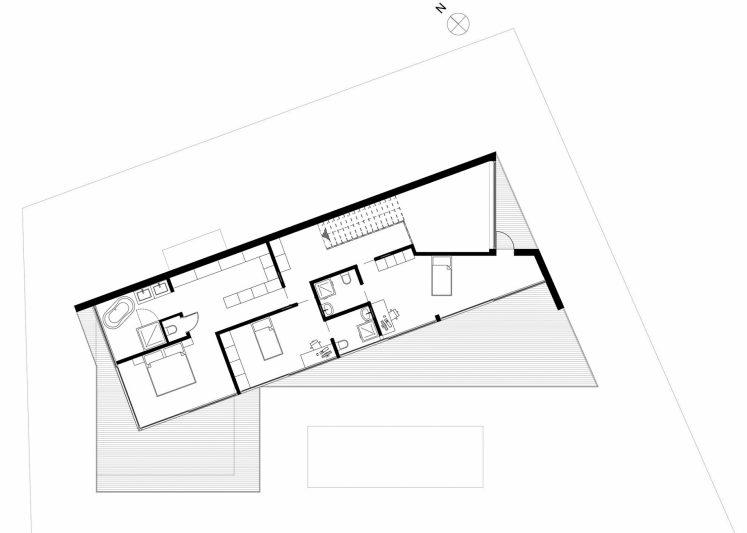 Floor Plans - JC House Luxury Residence - Cruz Quebrada, Lisbon, Portugal