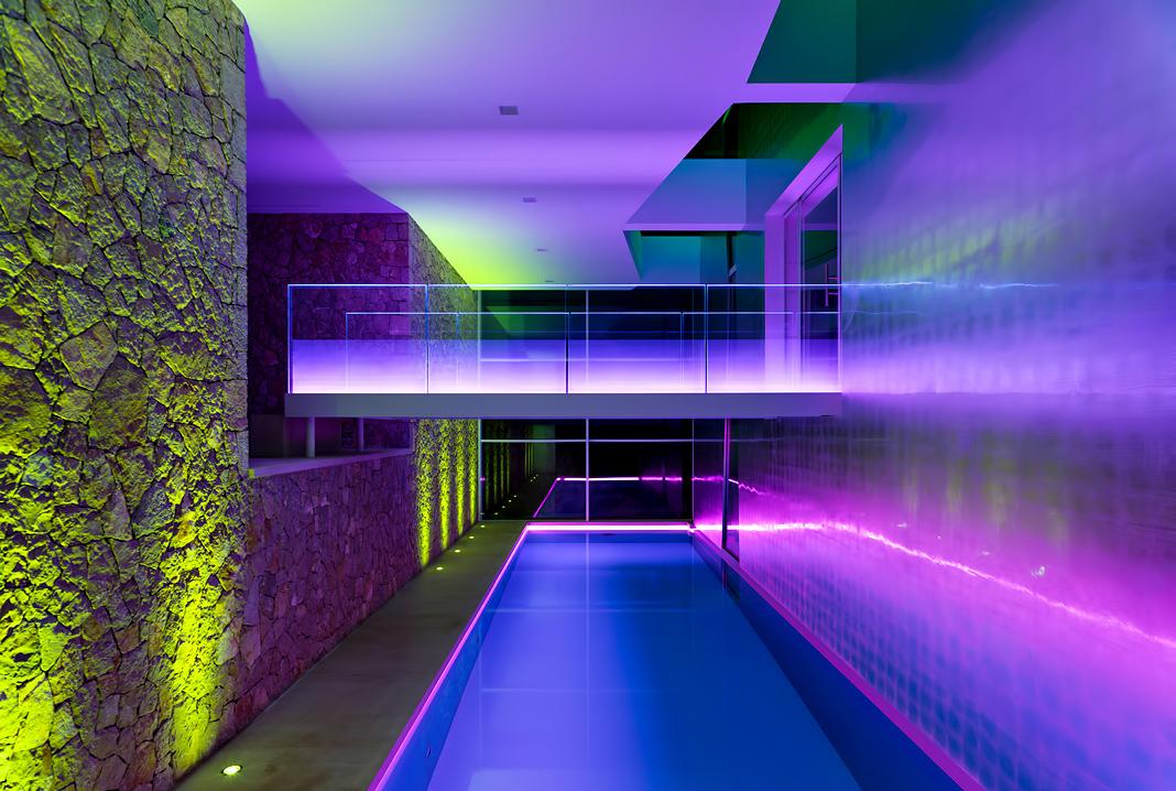 Villa Chameleon Luxury Residence – Son Vida, Mallorca, Spain