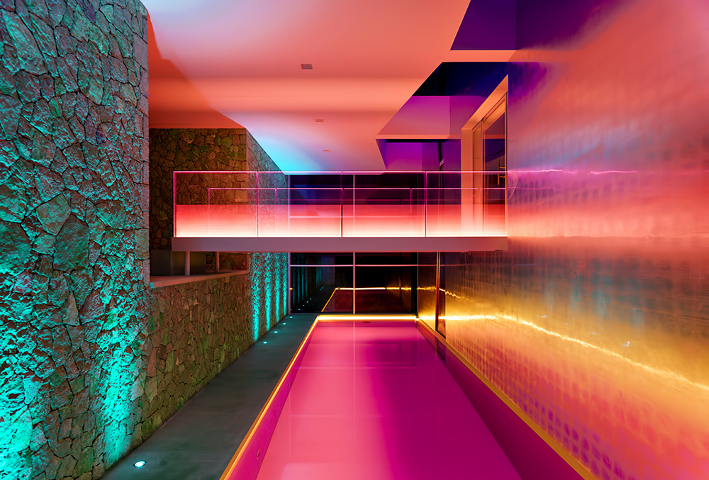 Villa Chameleon Luxury Residence - Son Vida, Mallorca, Spain