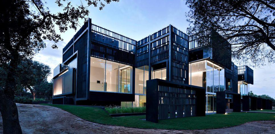 099 - La Moraleja Luxury Residence - Alcobendas, Madrid, Spain