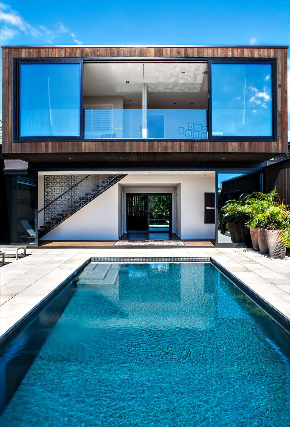 Godden Cres Residence - Mission Bay, Auckland, New Zealand