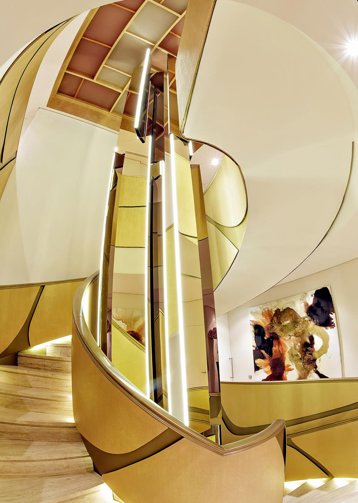 LV House Luxury Residence – Madrid, Spain