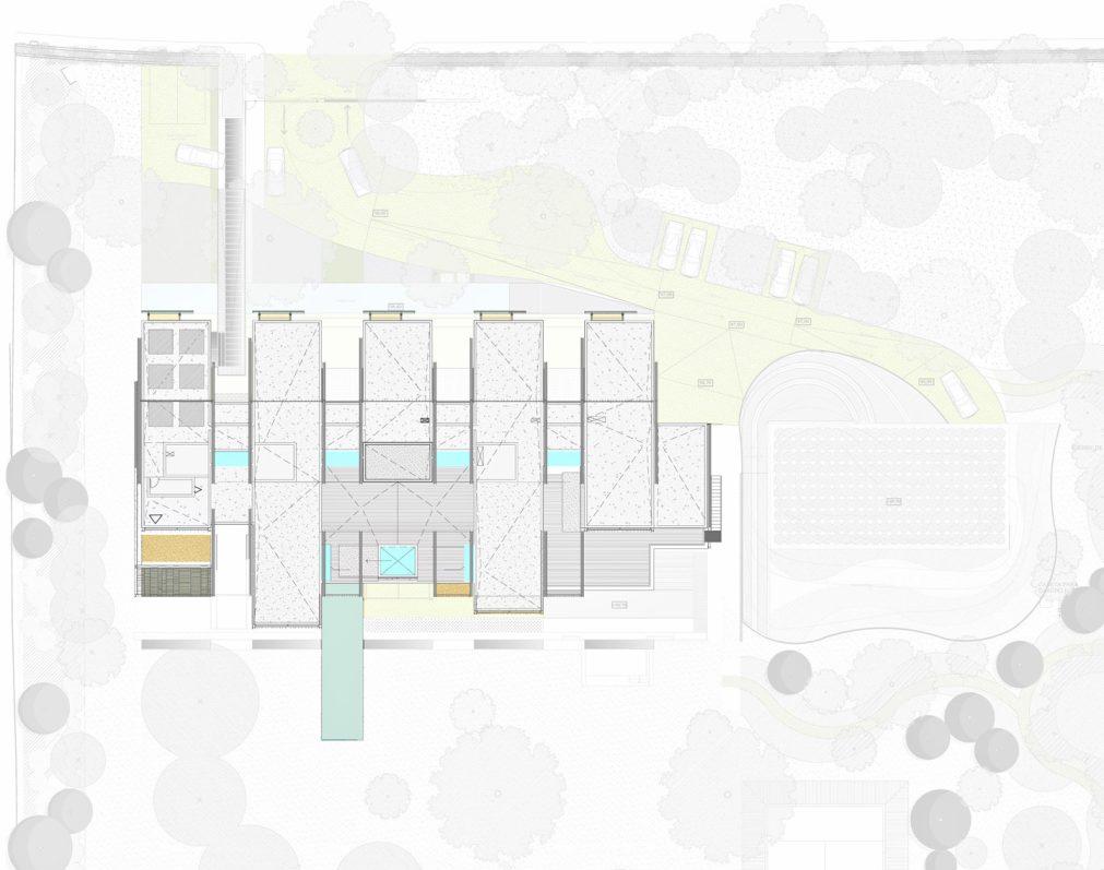 Floor Plans - La Moraleja Luxury Residence - Alcobendas, Madrid, Spain