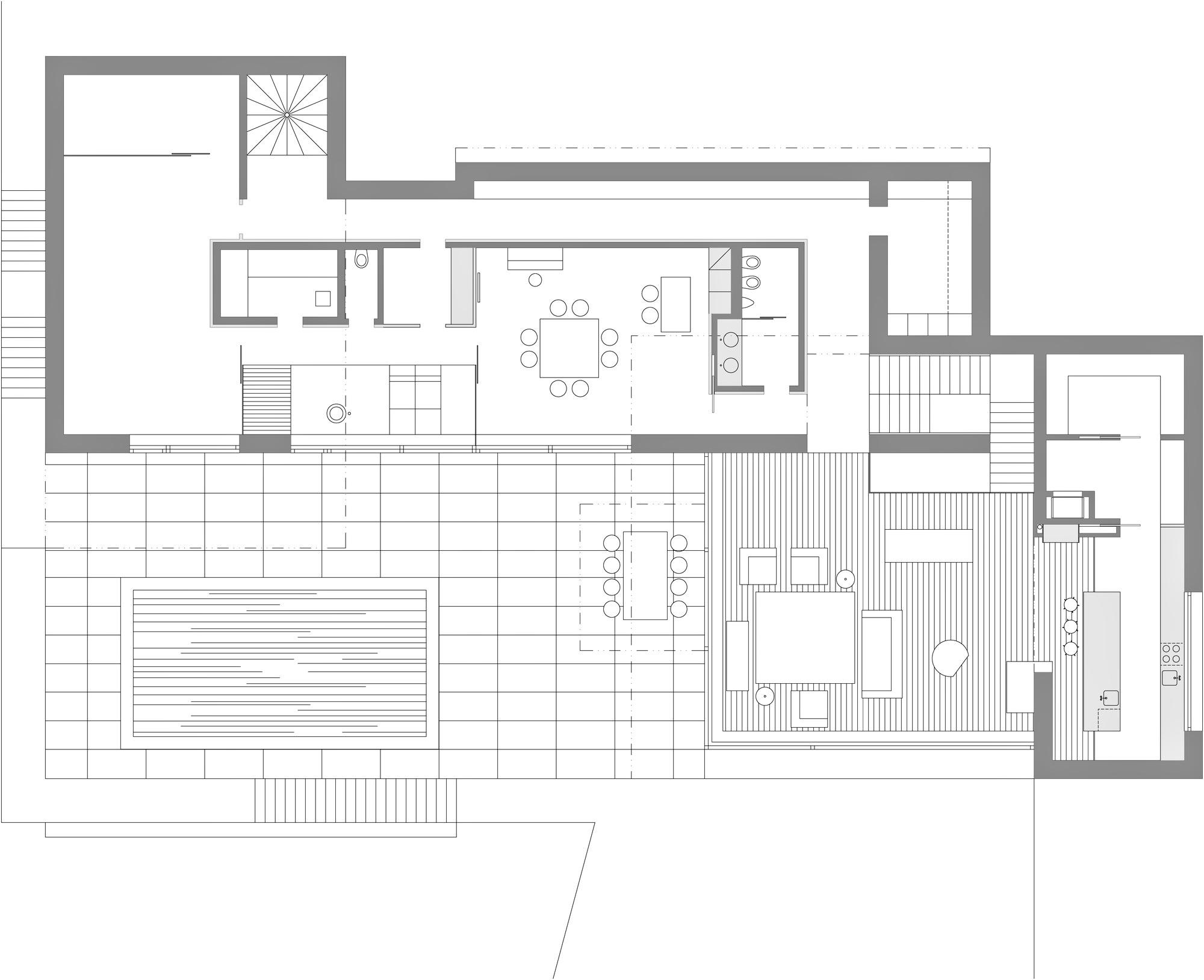 Floor Plans – Decin Villa Luxury Residence – Ústí nad Labem, Czech Republic