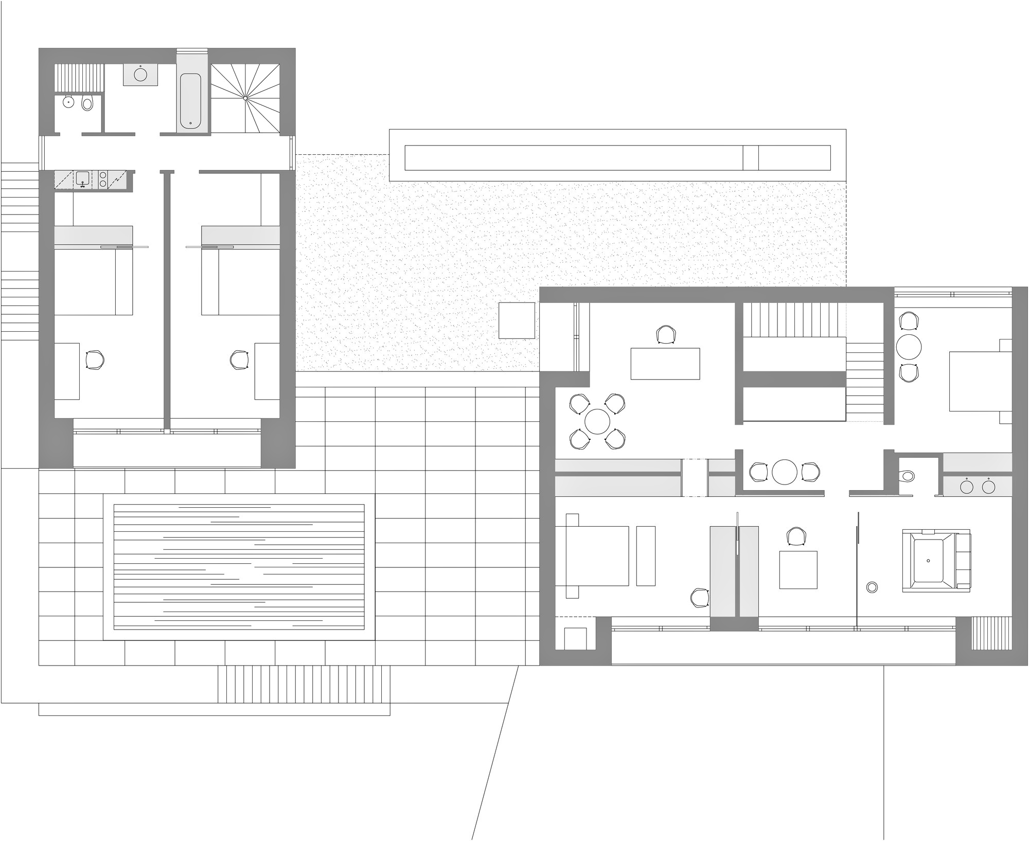 Floor Plans - Decin Villa Luxury Residence - Ústí nad Labem, Czech Republic