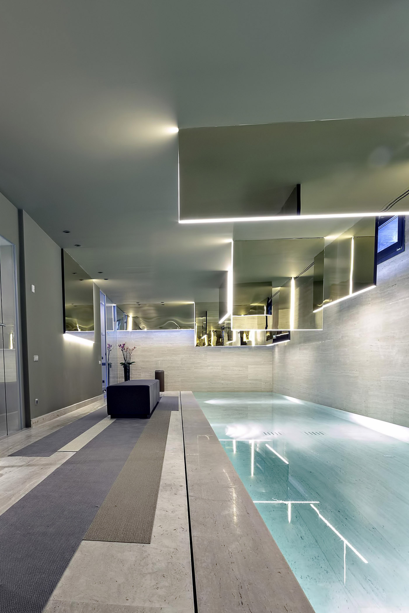 LV House Luxury Residence - Madrid, Spain