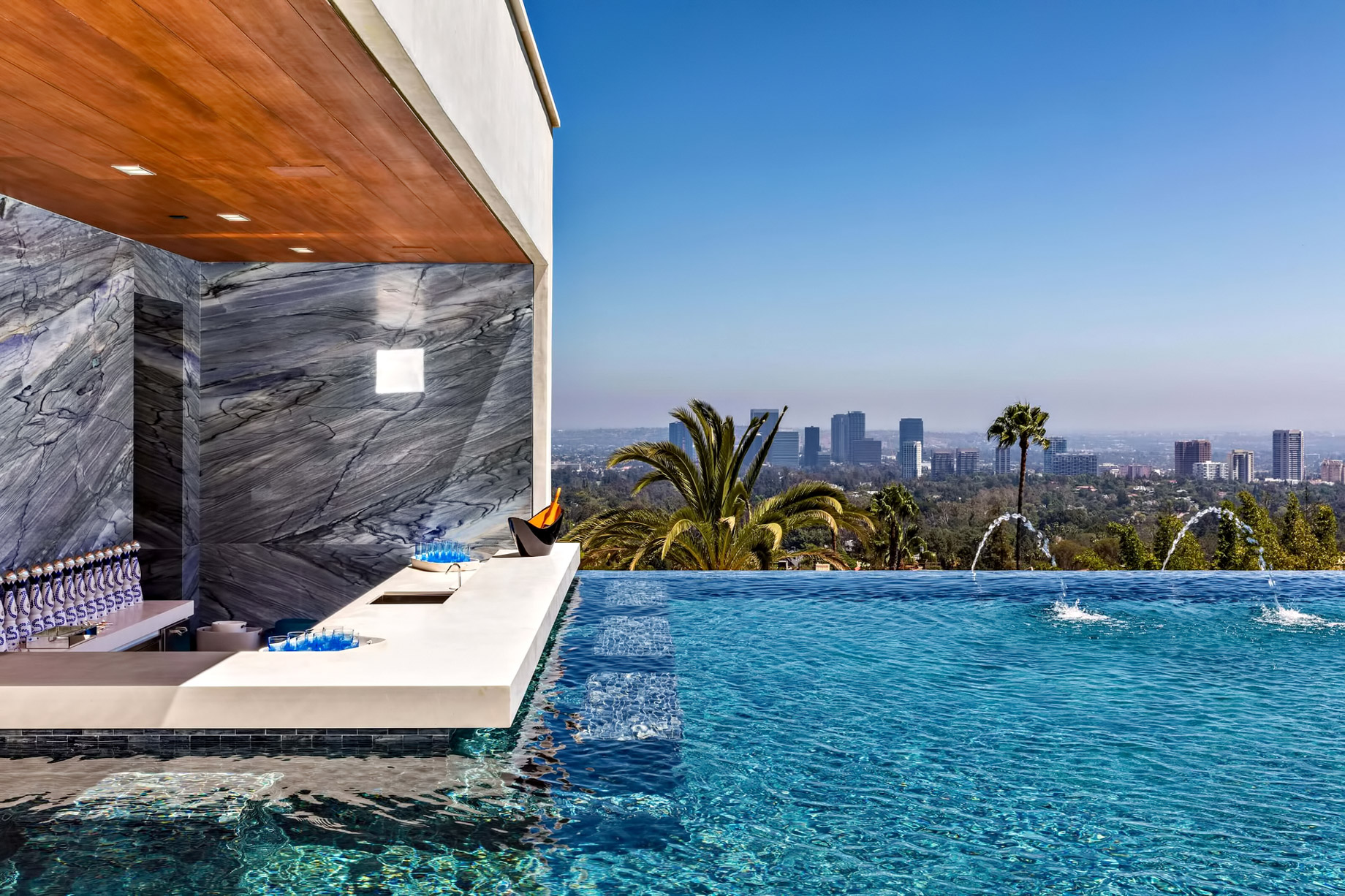 Luxury Residence - 924 Bel Air Rd, Los Angeles, CA, USA