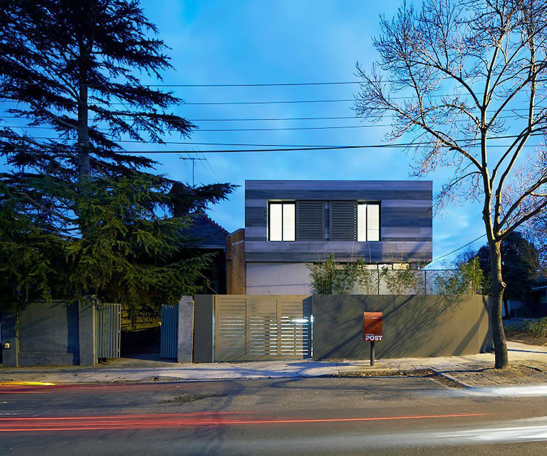 Cassell Street Residence – South Yarra, Melbourne, Australia